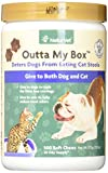 NaturVet Outta My Box - Cat Litter Box Deterrent for Dogs - 500