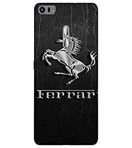 For Asus Zenfone 3 Ultra ZU680KL (6.8 Inch Phablet) Horse, Grey, Horse Pattern, Amazing Pattern, Printed Designer Back Case Cover By CHAPLOOS