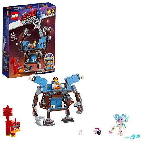LEGO Movie - Sofá Robótico de Tres Pisos de Emmet, Juguete...