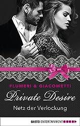 Private Desire - Netz der Verlockung (Private Desires 6) (German Edition)