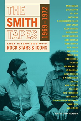 The Smith Tapes: Lost Interviews With Rock Stars & Icons 1969-1972 por Ezra Bookstein epub