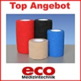 Eco-Fixorip selbstklebende Fixierbinde elastisch kohäsiv latexfrei Binde