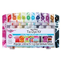 I Love To Create Tulip One-Step Tie-Dye Kit Super Big