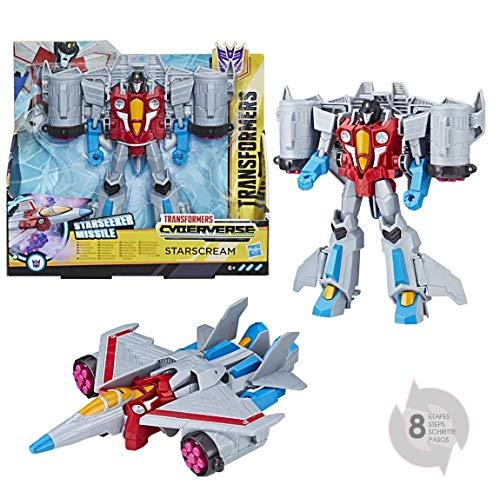 Transformers E1906ES10 Cyberverse Ultra Class Starscream