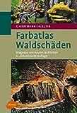 Farbatlas Waldschäden: Diagnose von Baumkrankheiten - Heinz Butin, Günter Hartmann
