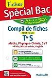Compil de fiches tout en un Tle S : Maths, Physique-chimie, SVT, Philosophie, Histoire-géo, Anglais
