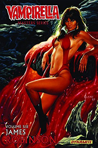 Vampirella Masters Series Volume 6 James Robinson