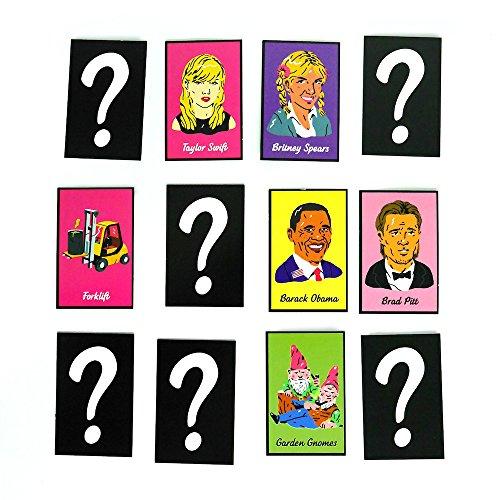 Obama Llama: The Celebrity Rhyming Board Game