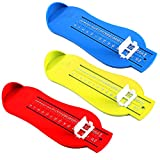 Xpork Foot Measure Device Measuring Gauge Child Infant Shoe Size Tool for Toddler Baby Unisex
