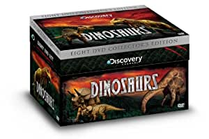 Discovery Channel Dinosaurs Collector S Box Set Dvd