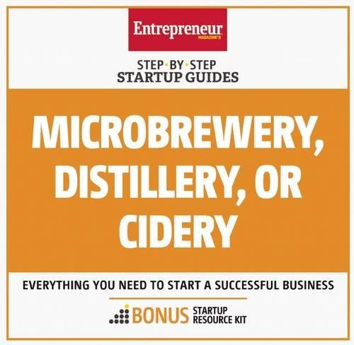 Microbrewery Distillery or Cidery