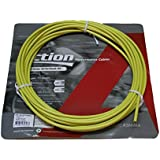Funda Color AMARILLO para Cable de Freno de Bicicleta 7.5 metros ASHIMA MTB Road 3509