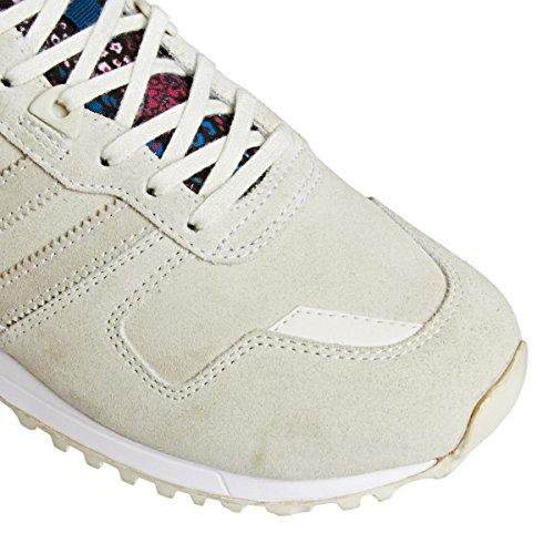 adidas Damen ZX 700 Low-Top, Schwarz Blanco (Casbla / Casbla / Acetec)