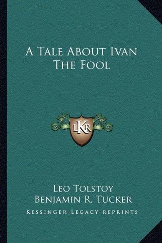 A Tale about Ivan the Fool (Tucker Programmiersprachen)