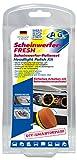 ATG Scheinwerfer-FRESH – Scheinwerfer-Polierset entfernt Schlieren und Kratzer aus Kunststoff-Scheinwerfern