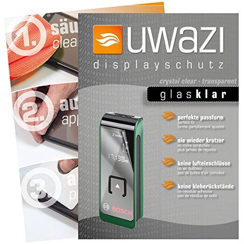 Bosch Zamo 2. Generation Schutzfolie 5x uwazi glas-klare Displayschutzfolie Folie