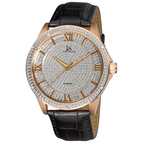 Montre bracelet - Homme - Joshua & Sons - JS-19-RG