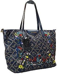 1790284358180 T T Handel Giulia Pieralli Große Modische Damentasche Shopper  Schultertasche Schultasche Handtasche Umhängetasche Blumen ...