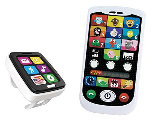 4f507d801db Kidz Delight – Set of Smartwatch and Mobile Phone (cefatoys 00442)