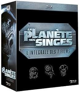La Planète des Singes - Intégrale 7 Blu-ray (dont La Planète des singes : Les Origines)