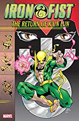 Iron Fist: The Return of K'un Lun