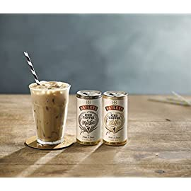Bailey's Irish Cream Latte Iced Coffee Liqueurs, 200 ml (Case of 12)