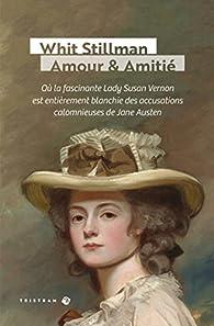 Amour & Amitié par Whit Stillman