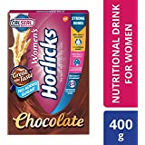 Women's Horlicks Health and Nutrition drink - 400 g Refill Pack (Chocolate flavor)