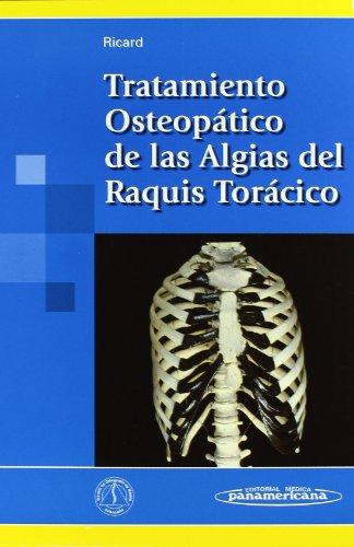Tratamiento Osteopático de las Algias del Raquis Torácico