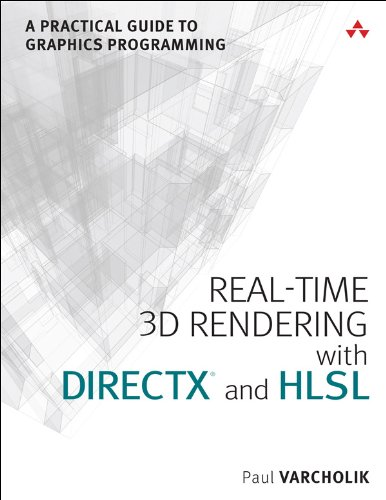 Real-Time 3D Rendering with DirectX and HLSL: A Practical Guide to Graphics...