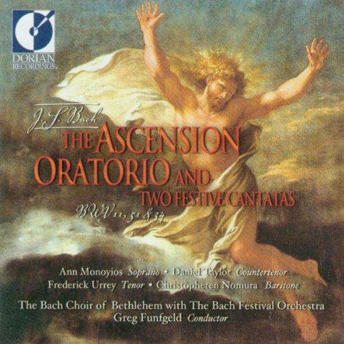 Ascension Oratorio & Two Festi [Import allemand]
