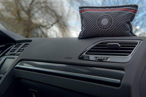 Anti buée voiture - Absorbeur d'humidité voiture