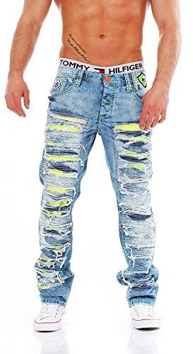 CIPO & BAXX - C-1053 - Regular Fit - Men / Herren Jeans gebraucht kaufen  Wird an jeden Ort in Deutschland