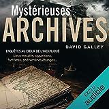 Mystérieuses archives - 11,95 €
