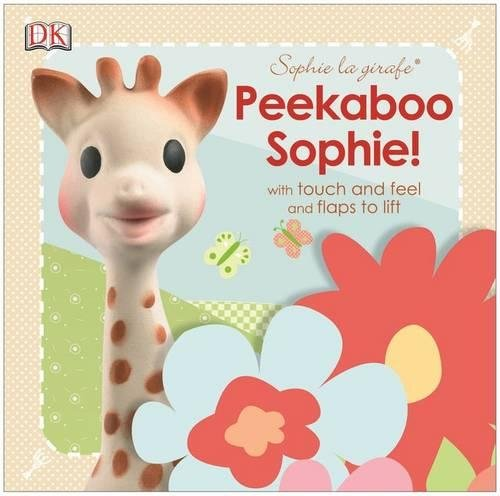 Sophie la girafe Peekaboo Sophie! por DK