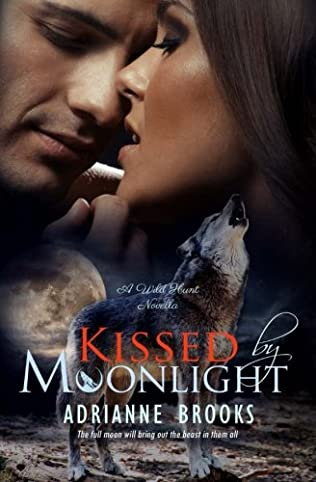 book cover of Kissed By Moonlight