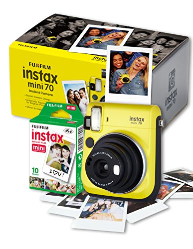 instax-mini-70-camera-with-10-shots-yellow