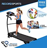 51VIiNjAwpL. SL160  - BEST BUY #1 RECORD SPORTSTM XTREME-PROTM TREADMILL - Motorised Folding Exercise Machine Reviews and price compare uk