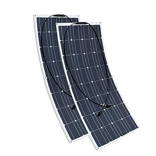 Potencia Máxima (Pmax): 100W   Salida: MC4   Voltaje de circuito abierto (Voc): 20V   Corriente de cortocircuito (Isc): 5. 5A   Voltaje máximo de energía (VMP): 16V   Corriente de potencia máxima (Imp): 6.2A   Voltaje máximo del sistema (Imp): 700V  ...