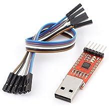 USB 2.0 UART 6Pin CP2102 Modul Konverter-Stecker-Adapter auf TTL