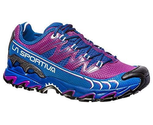 La Sportiva Ultra Raptor Woman, Zapatillas de Trail Running para Mujer, (Purple/Marine...