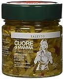 Cuore di Mamma Melanzane Rustiche a Filetti - 230 gr