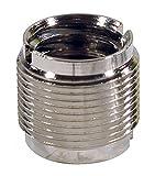 Wittner 9370 0,5 bis 3/8-Zoll Gewinde-Adapter für Mikrofon