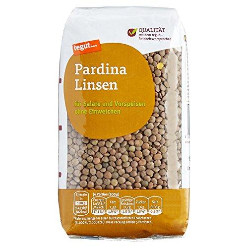 Tegut Pardina Linsen, 500 g