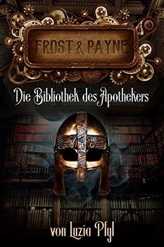 Buchseite und Rezensionen zu 'Die Bibliothek des Apothekers' von Luzia Pfyl
