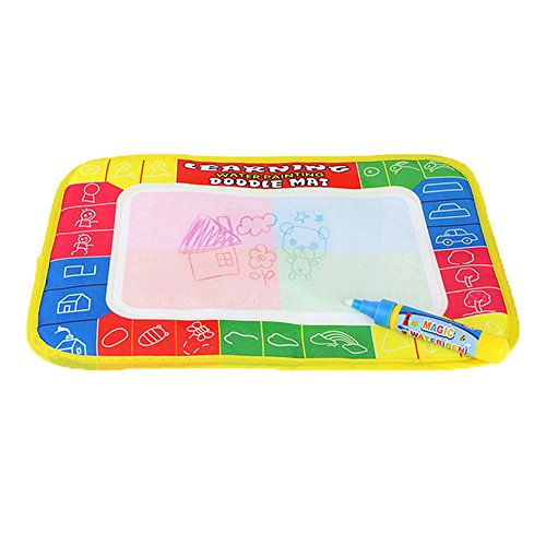 yistu-doodle-mat-29-x-19cm-water-drawing-painting-writing-mat-board-magic-pen-doodle-toy-gift