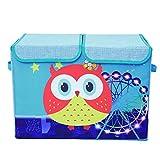 UberLyfe Kids Toy Storage Box cum Organi...