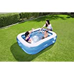 Bestway 79 x 59 x 20-inches Rectangular Family Pool