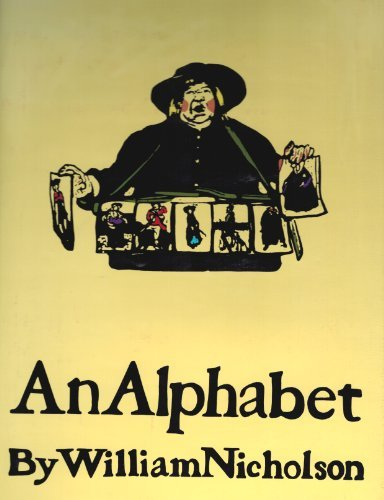 An Alphabet by William Nicholson (1975-11-01)