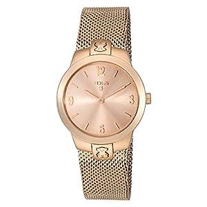 Reloj Tmesh Small De Acero Ip Rosado Tous 400350995 de TOUS